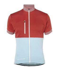 Cafe du Cycliste | Violette Knitted Cycling Jersey