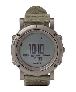 SUUNTO | Essential Stainless Steel Digital Watch