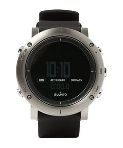 SUUNTO | Core Brushed-Steel Digital Watch