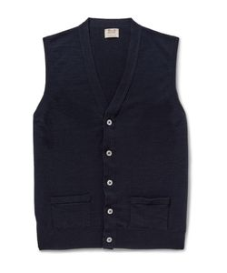 William Lockie | Oxton Cashmere Vest