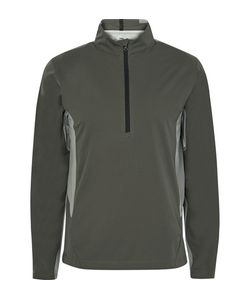 RLX Ralph Lauren | Tratu Weather-Reitant Hell Half-Zip Jacket Gray
