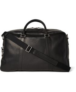 SHINOLA | Signature Grained-Leather Duffle Bag