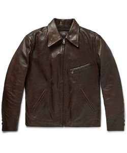 RRL | Morrow Leather Jacket