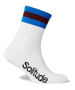 Pas Normal Studios | Pas Noral Studios Solitude Stretch-Knit Cycling Socks