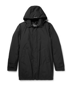 Herno Laminar | Hooded Waterproof Gore-Texreg Shell Down Coat