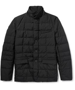 Herno Laminar | Quilted Gore Windstopperreg Shell Down Jacket