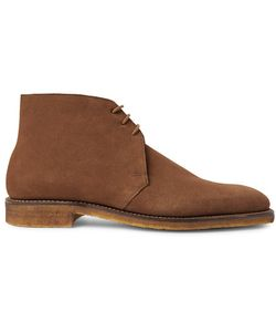 GEORGE CLEVERLEY | Suede Chukka Boots