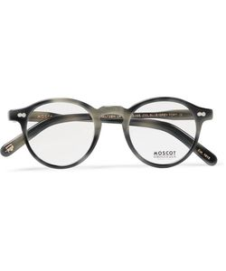 MOSCOT | Round-Frame Acetate Optical Glasses