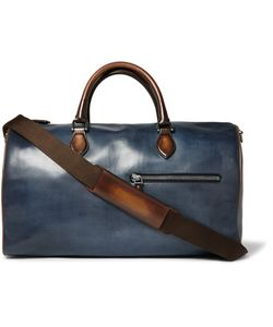 BERLUTI | Jour-Off Polished-Leather Holdall