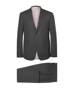 Thom Browne | Grey Wool Suit