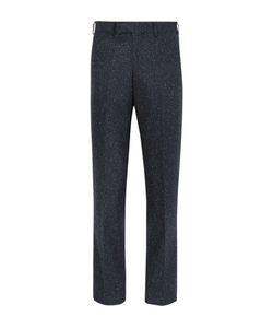 CASELY-HAYFORD | Basalto Slim-Fit Slub Wool-Blend Suit Trousers