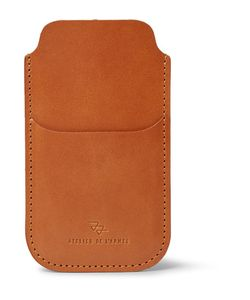 Atelier de L'Armée | Leather Iphone 6 Case