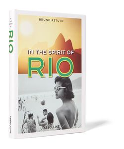 Assouline | In The Spirit Of Rio Hardcover Book