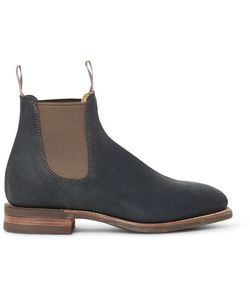 R.M. Williams | Comfort Craftsman Suede Chelsea Boots