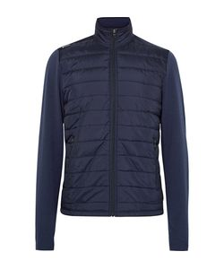 RLX Ralph Lauren | Rx Raph Auren Stretch-Woo And Quited She Jacket