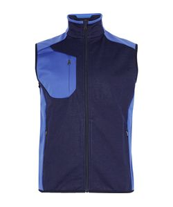 RLX Ralph Lauren | Two-Tone Fleece-Panelled Jerey Gilet