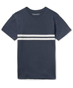 MOLLUSK | Striped Cotton-Jersey T-Shirt