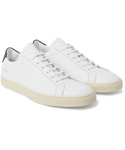 Common Projects | Achilles Retro Leather Sneakers