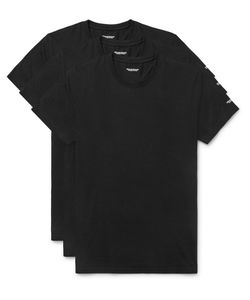 Neighborhood | Three-Pack Slim-Fit Cotton-Jersey T-Shirts