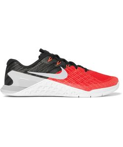 Nike Training | Metcon 3 Textured-Mesh And Rubber Sneakers
