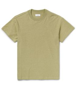 Fanmail | Bruhed Hemp And Organic Cotton-Blend T-Hirt