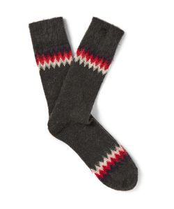 Anonymous Ism | Felted Socks