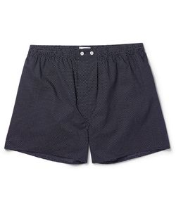 Derek Rose | Plaza Polka-Dot Boxer Shorts