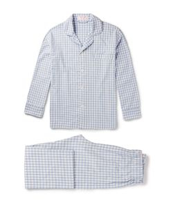 Emma Willis | Emma Willi Gingham Bruhed-Cotton Pyjama Et