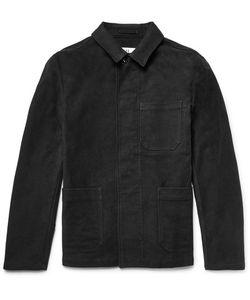 MARGARET HOWELL | Argaret Howell Hl Cotton-Oleskin Jacket