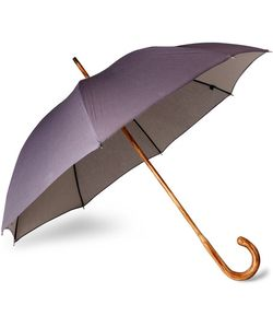 LONDON UNDERCOVER | D-Lux Hickory Wood-Handle Denim Umbrella