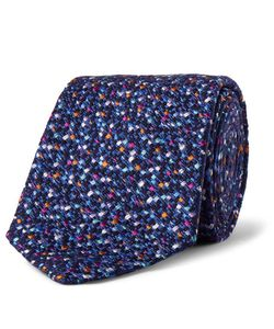 Turnbull & Asser | 8cm Wool And Silk-Blend Tie