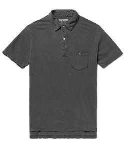 TODD SNYDER | Slub Cotton-Jersey Polo Shirt
