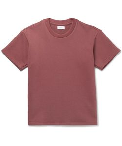 Fanmail | Loopback Organic Cotton-Jersey T-Shirt