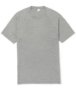 Aspesi | Mélange Cotton-Blend Jersey T-Shirt