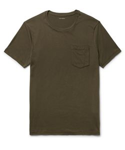 Club Monaco | Williams Cotton-Jersey T-Shirt
