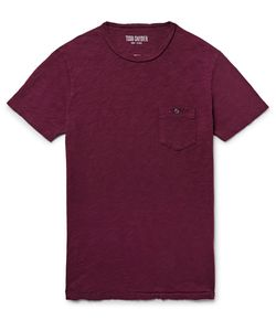TODD SNYDER | Slim-Fit Slub Cotton-Jersey T-Shirt