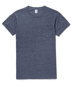 Velva Sheen | Mélange Slub Cotton-Blend Jersey T-Shirt