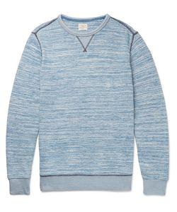 Faherty | Mélange Cotton Sweatshirt