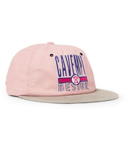 CAV EMPT | Embroidered Cotton-Twill Baseball Cap