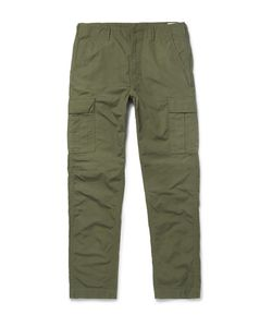 Orslow | Cotton Cargo Trousers