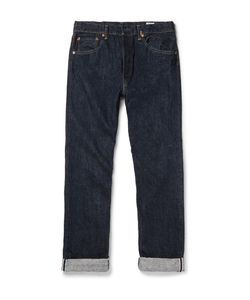Orslow | 105 Slim-Fit Selvedge Denim Jeans