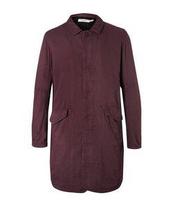 NONNATIVE | Tourist Herringbone Cotton Coat