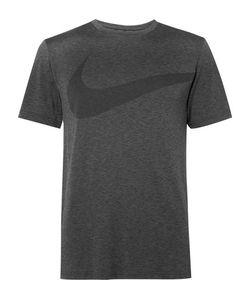Nike Training | Breathe Mélange Dri-Fit T-Shirt