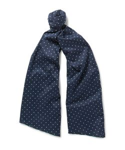 Engineered Garments | Polka-Dot Cotton Scarf