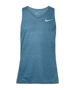 Nike Running | Breathe Perforated Dri-Fit Tank Top