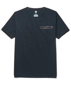 DESCENTE | .I.O. Slim-Fit Seamless Tech-Shell T-Shirt