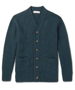 Several | Palmer Slim-Fit Mélange New Wool Cardigan