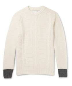 Several | Tilbury Cable-Knit Wool Sweater