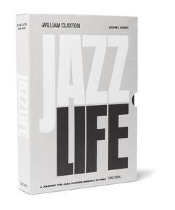 Taschen | Jazzlife Hardcover Book