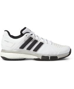 Adidas Sport | Tennis Energy Boost Rubber-Trimmed Mesh Sneakers